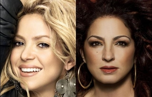 Shakira no hablaba inglés dice Gloria Estefan
