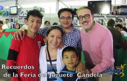 Rotundo éxito la Feria del Juguete Candela