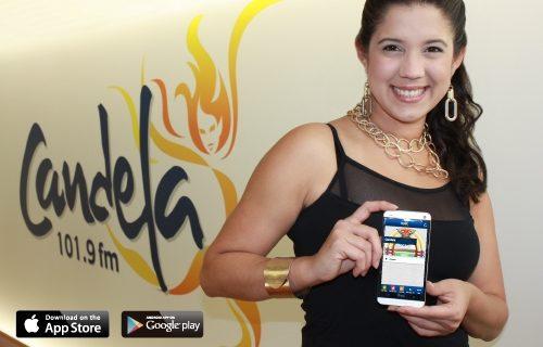 Con la app Candela te acompañamos en todo momento
