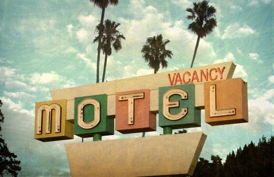 Tema del día: ¿Cuál es tu historia de motel?