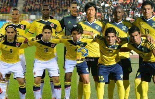 """Misterio: """"El plagio de la camiseta de nuestra Selección Colombia"""""""