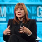 CEO General Motors Mary Barra