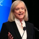 CEO Hewlett Packard Meg Whitman