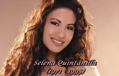 Hace 19 años murió Selena Quintanilla