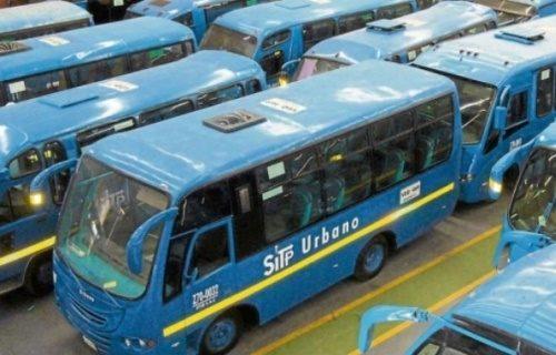 Más buses para SITP