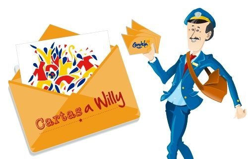 Cartas a Willy para la selección
