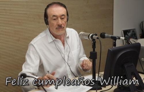 Feliz Cumpleaños al jefe William Vinasco