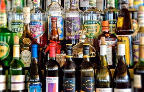 Bebidas alcohólicas y saludables