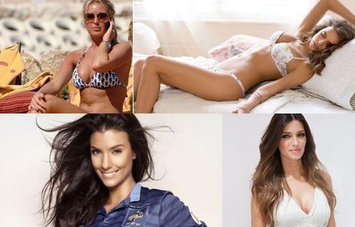 Ellas son las novias y esposas más sexies del Mundial