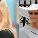 Charlize Theron y Charlene Wittstock
