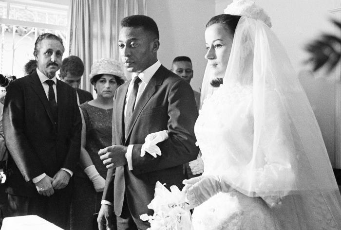 casamento de pele e rosemeri - 1966