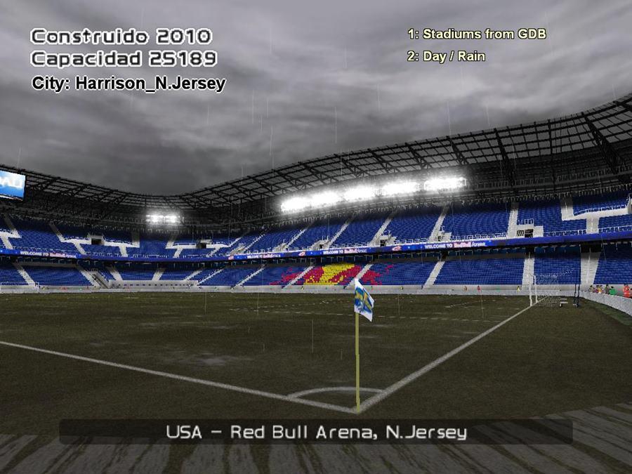 estadio Red Bull de New Jersey