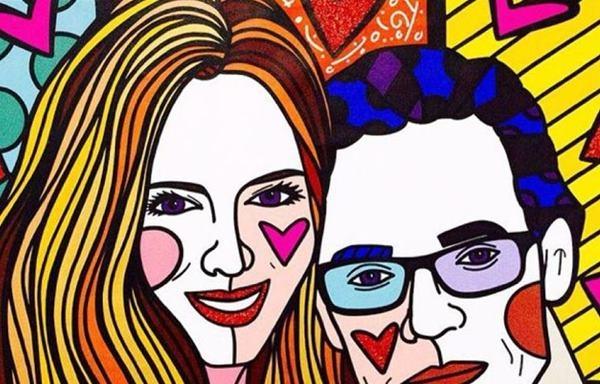 Marc Anthony y Shannon de Lima demuestran su amor en los Grammy Latino