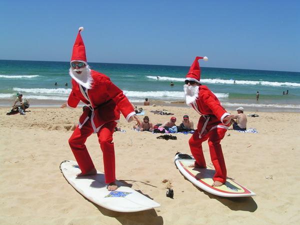 navidad australiana
