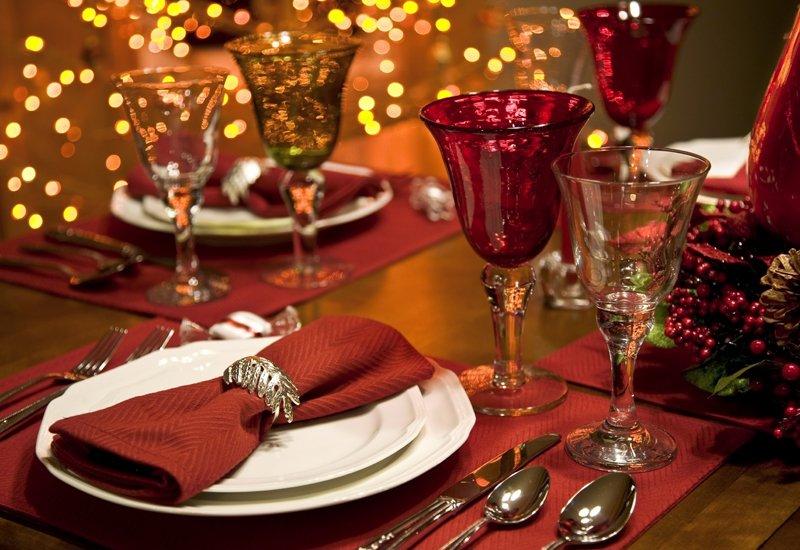 organización cena fin de año