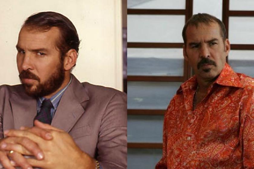 Imagen de Cristóbal Errázuriz antes y después