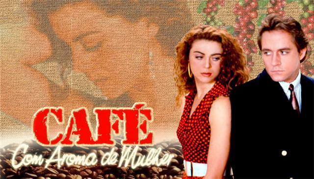 Imagen de los protagonistas de café con aroma de mujer