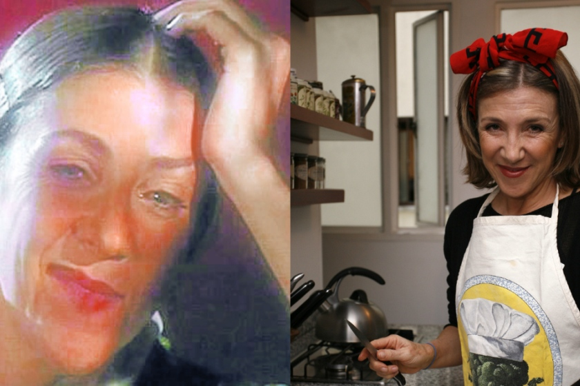 Imagen de Constanza Duque antes y después