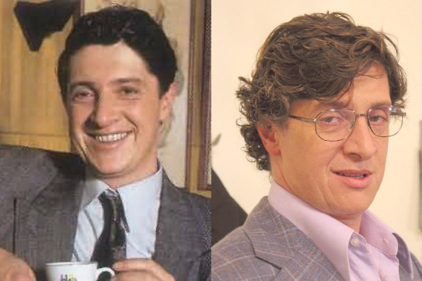 Imagen de Juan Ángel antes y después