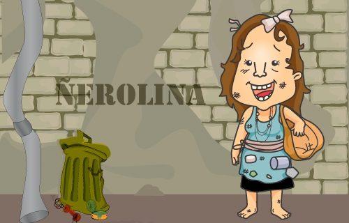 La Ñerolina enseña el vocabulario