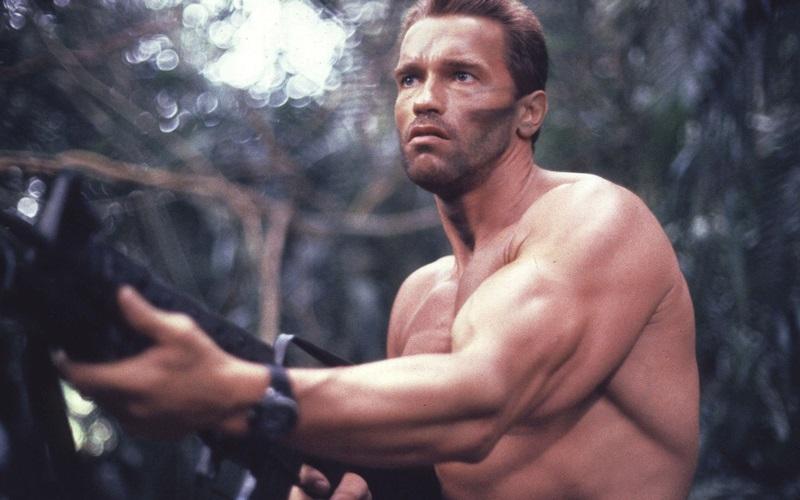 Arnold Schwarzenegger Predator 2560x16001