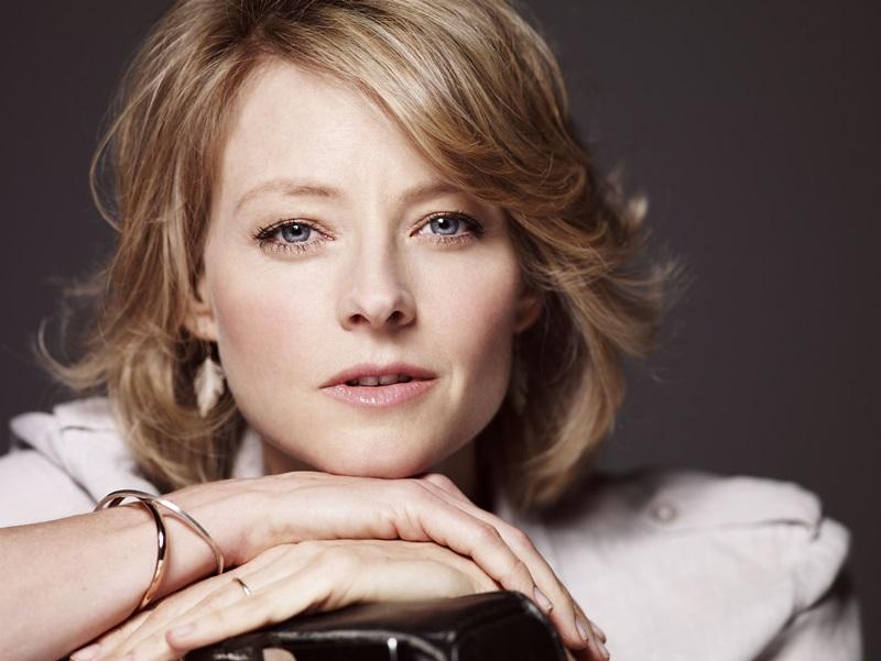 Jodie Foster Headshot
