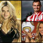 Confusión Shakira Sahkád