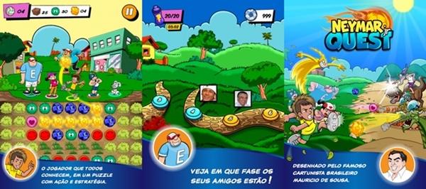 neymar jr quest jogo windows phone img