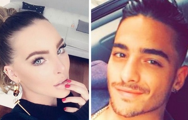 Maluma culpa al acoso de los medios el fracaso de su relación con Belinda