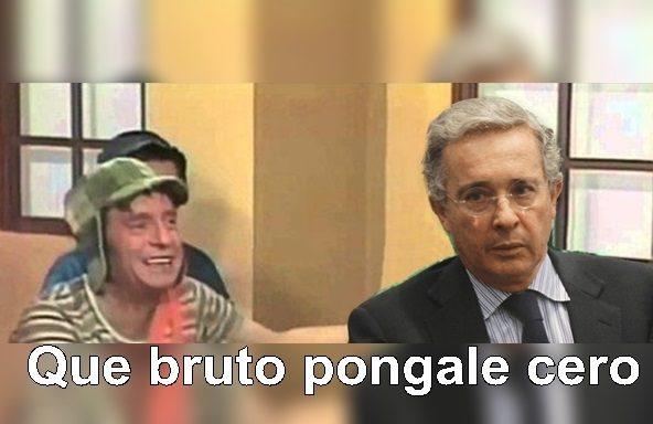 Graciosos memes de Uribe al decir NO