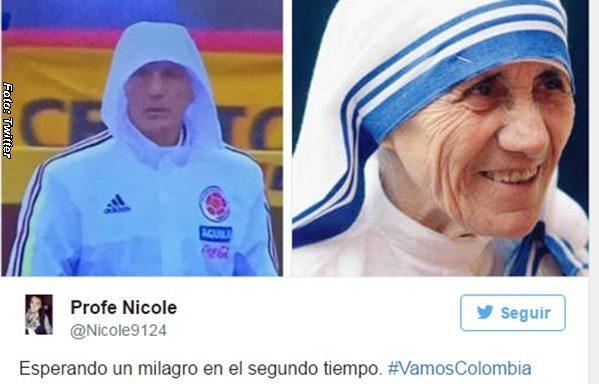 Colombia empató con Uruguay y estas fueron las burlas