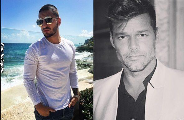 ¿Ricky Martin y Maluma tendrían una relación amorosa?