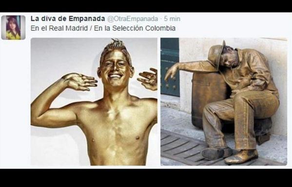 Colombia vs Argentina: Memes despiadados por la derrota