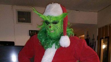 Arruinó la Navidad en un minuto