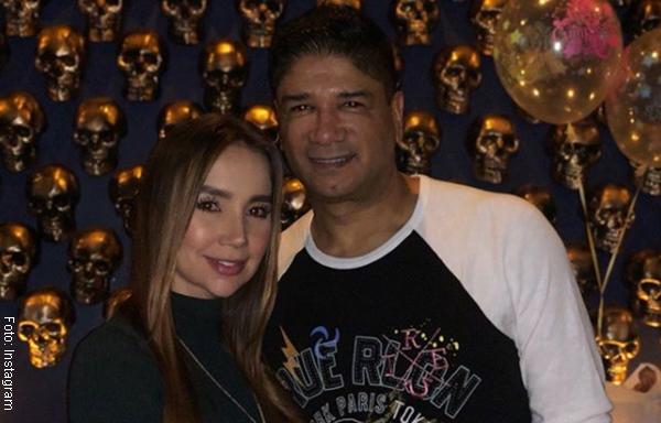 Paola Jara muestra el gran amor que le tiene a su novio