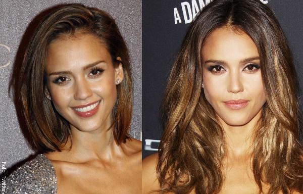 Cabello corto o cabello largo mujeres
