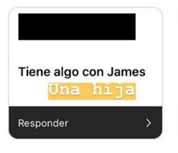 ¿Daniela Ospina tiene algo con James? Sí, mira...