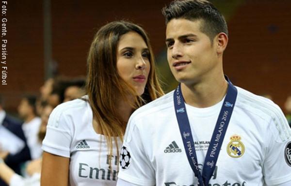 ¿James Rodríguez tiene algo con Daniela?