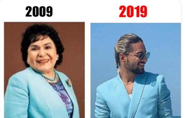 Estos son los mejores memes de Maluma por su cirugía