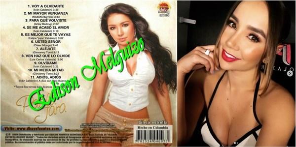 Paola Jara antes y después