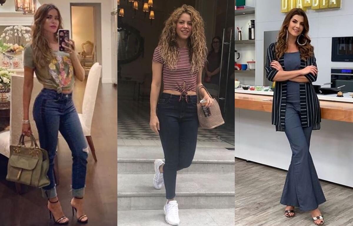 6 famosos colombianos que les gusta estar sin ropa interior