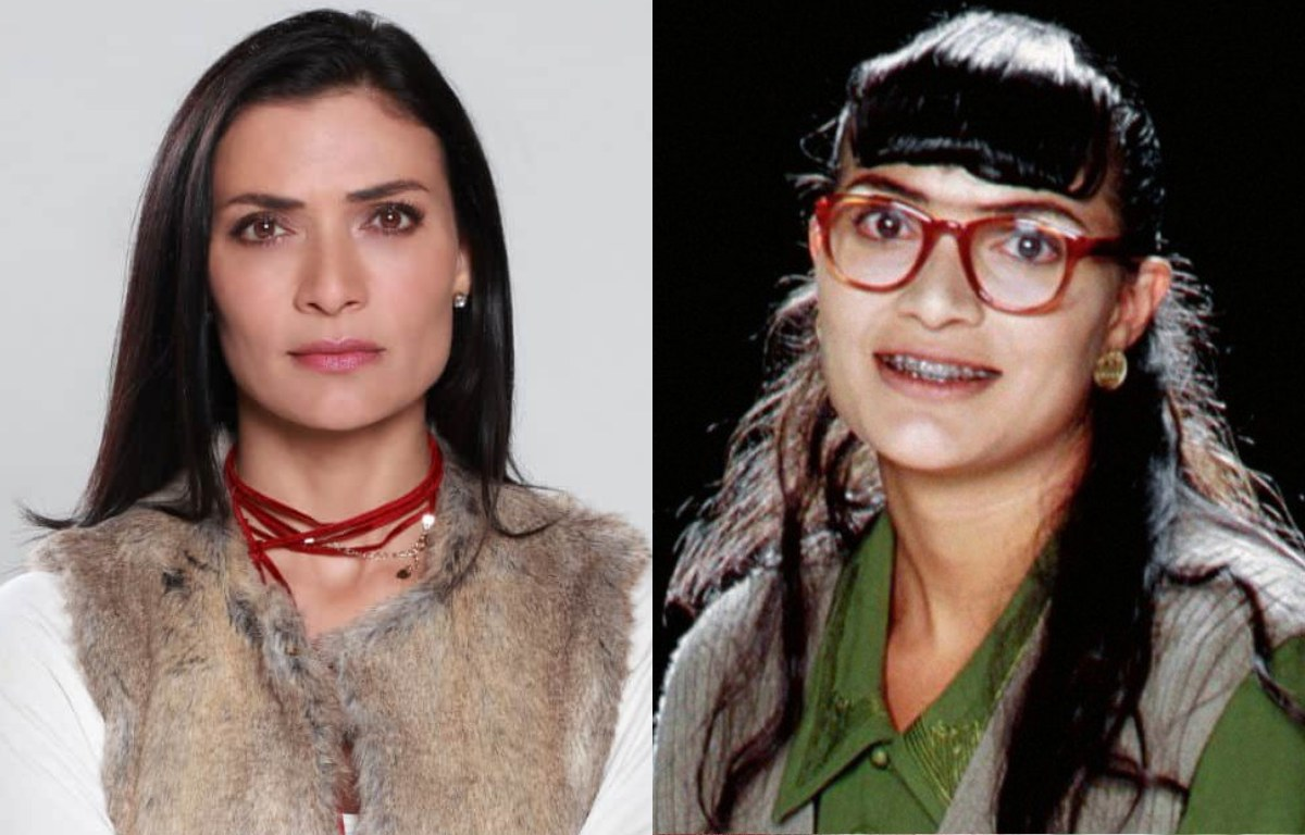 La transformación de Ana María Orozco para interpretar a `Betty, la fea´