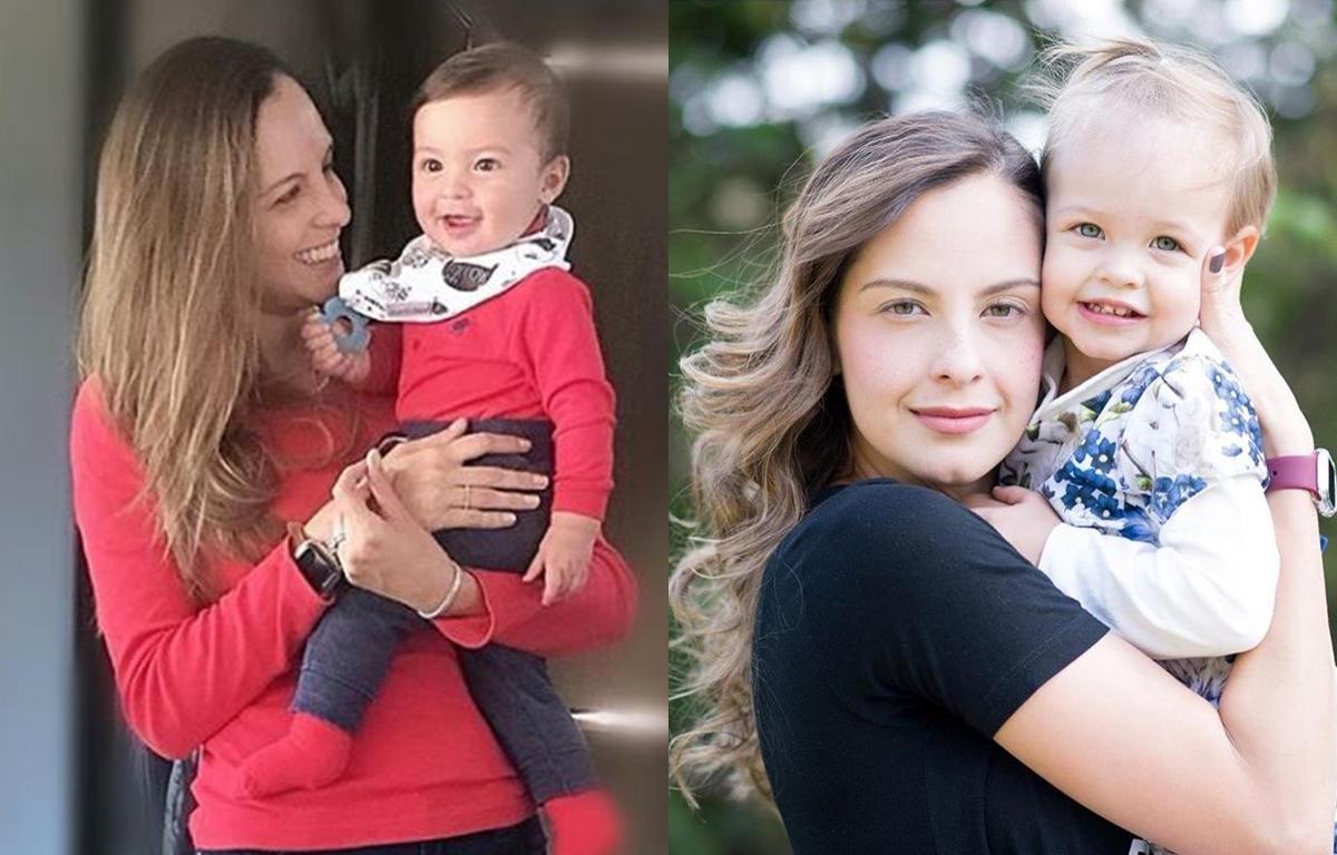 Video entre los hijos de Laura Acuña enamoró a más de uno