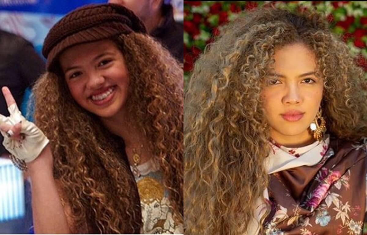 Antes y después Ivanna