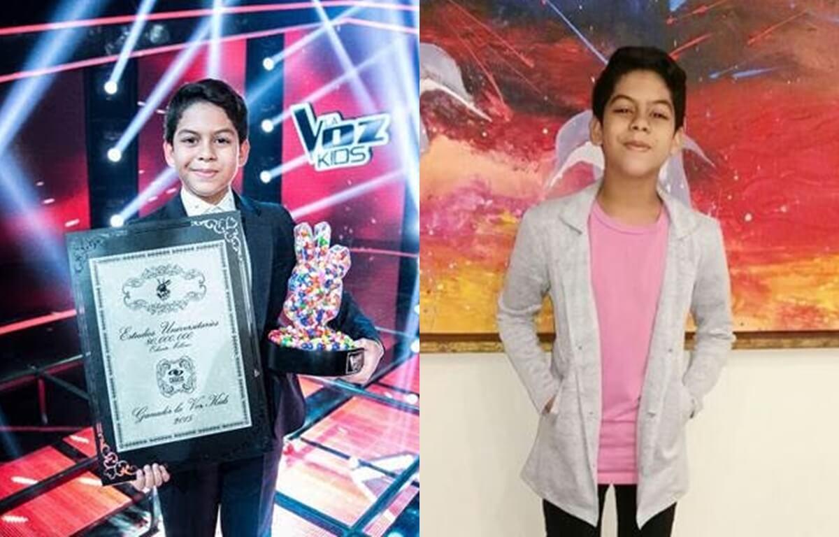 Antes y después Luis Mario Torres