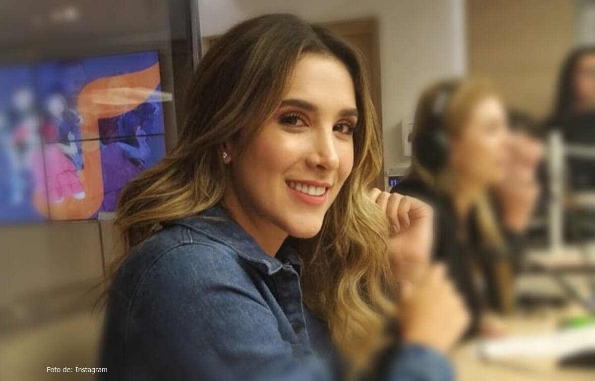 Daniela Ospina reveló si quiere tener más hijos
