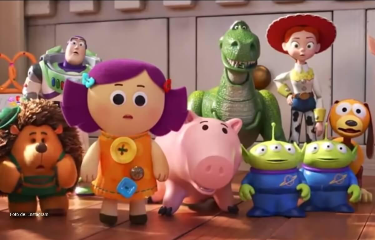 El nuevo tráiler de Toy story 4 sacó a luz nuevos detalles