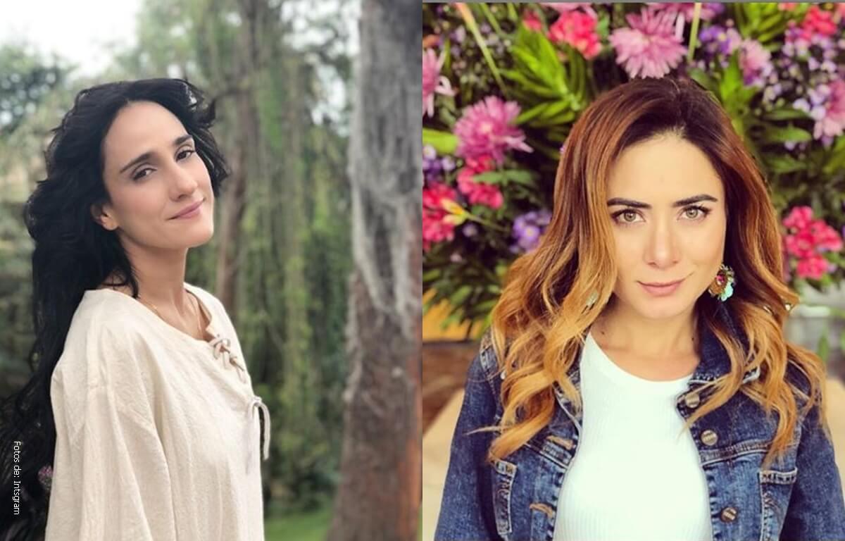 Johanna Fadul y Chichila Navia dejaron poco a la imaginación