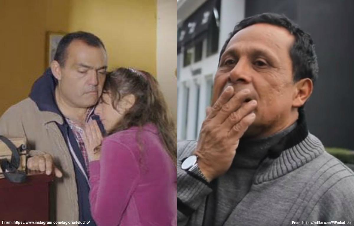 Polémica escena de infidelidad de Lucho salió al aire