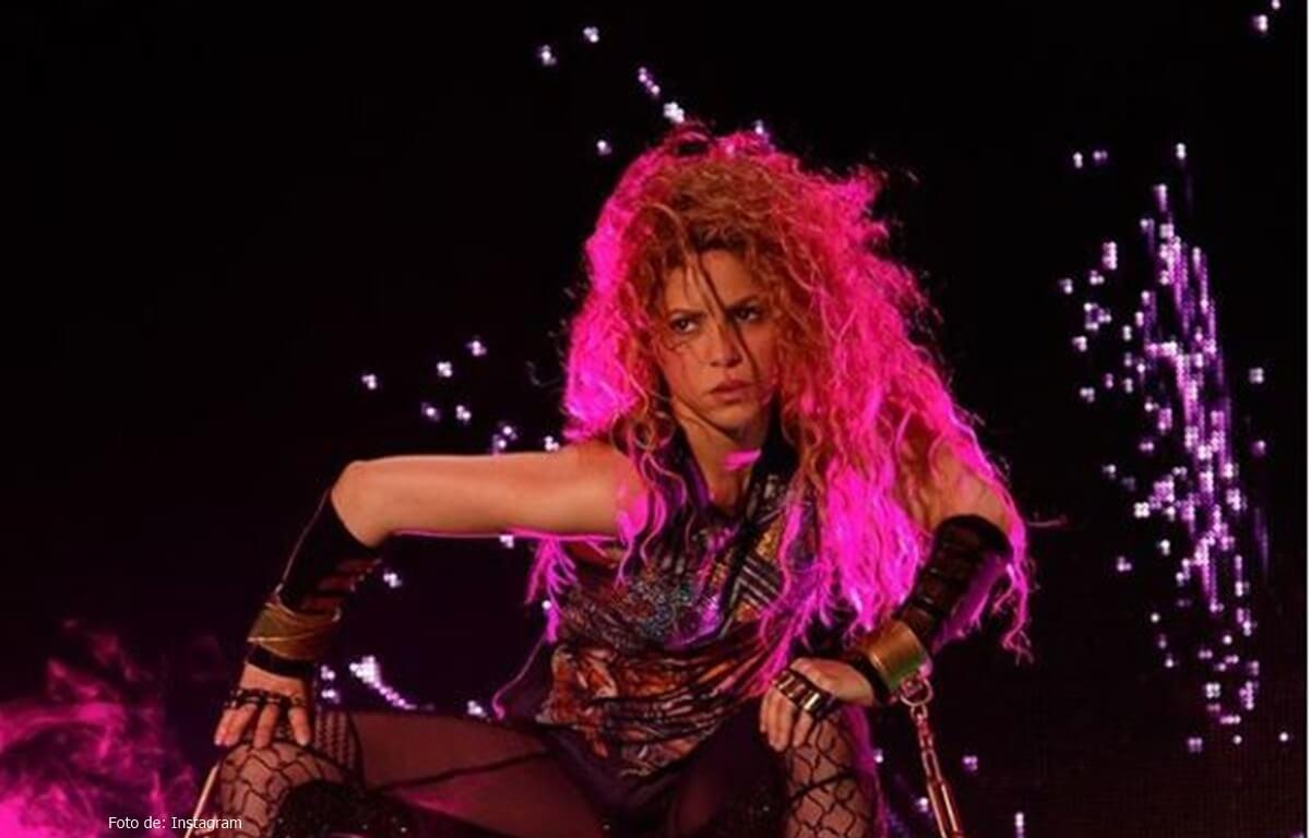 Así lucía Shakira en la novela colombiana que protagonizó